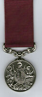 Army Long Service & Good Conduct Medal (Victorian 2nd Type) Copy