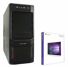 Gamer PC Intel Core i7 6700 4x4,0Ghz-8GB-3GB GTX1060 Gaming ssd rechner 600w