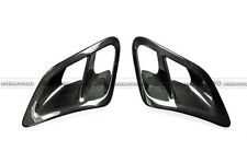 For Porsche 07-10 997 Turbo & GT2 Turbo 2Pcs Side Air Intake Scoop Vents Cover