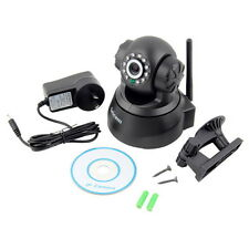 Sricam Wireless IP Webcam Camera Night Vision 11 LED WIFI Cam M-JPEG Video VE