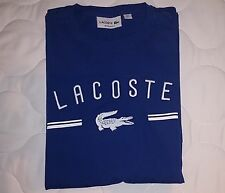 TEE-SHIRT LACOSTE HOMME TAILLE S