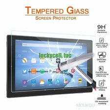 """Premium Tempered Glass Screen Protector for Amazon Kindle Fire hd 10 10.1"""" 2015"""
