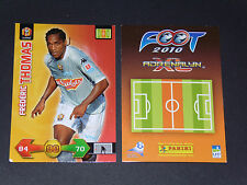 FREDERIC THOMAS LE MANS 72 PANINI FOOTBALL ADRENALYN CARD 2009-2010