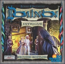 Rio Grande Games: Dominion Intrigue (Second Edition) card game (New)