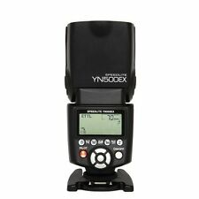 Yongnuo YN-500EX Flash Speedlite Hot Shoe Slave TTL w/ HSS 1/8000 for Canon DSLR