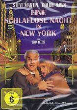 DVD NEU/OVP - Eine schlaflose Nacht in New York - Steve Martin & Goldie Hawn