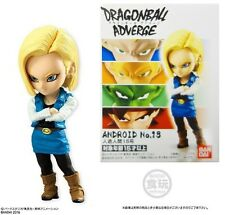 Bandai Dragon Ball Z Kai Adverge 2 Advage Box Android 18 Lazuli Mini Figure NEW