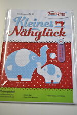 TANTE EMA CUTTING PATTERNS SMALL NÄHGLÜCK CHILDREN STUFFED ANIMAL ELEPHANT