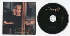 DIana Krall  cd-PROMO - LET'S FACE THE MUSIC AND DANCE © 1999 Jazz Echo 1-Track