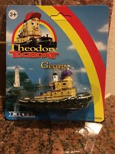 Theodore Tugboat George Ertl Diecast #34004 1989 Sealed