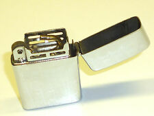 ROGERS ROCKET FLAME LIGHTER - DOUBLE LIGHTER MIT WICK & NOZZLE - 1958 - JAPAN