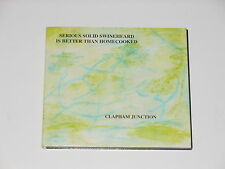 Serious Solid Swineheard - CD - Clapham Junction - Dorothy Carter - Meret Becker