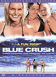 Blue Crush (DVD, 2003, Widescreen)