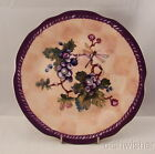Tracy Porter THE CLARET COLLECTION Dream Delicious Salad Plate(s) Excellent