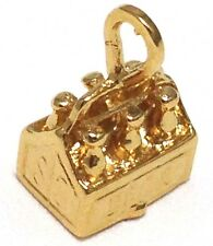 Six Pack of Beer Charm 3D EP 24k Gold Plated Jewelry w/ Lifetime Guarantee!