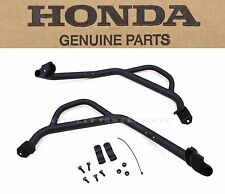 New Genuine Honda Black Steel Crash Light Bar 2016 NC700X XD Side Pipe Kit #O130
