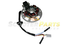 Stator Alternator Magneto Part For 49cc 50cc TNG Venice LS SS Scooter Moped Bike