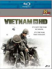 VIETNAM IN HD New Sealed Blu-ray History Channel