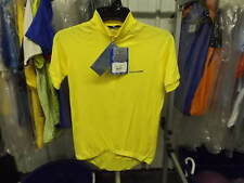 New Yellow Canari Alta Pro Cycling Jersey..Men's Small (Second Quality)