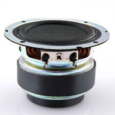 "1pcs 2.75"" inch 6Ohm 15-30W Full Range Audio Speaker Stereo Woofer Loudspeaker"