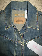 Levi's Ladies Denim Jacket. M. NWT.Red tab.Rare.