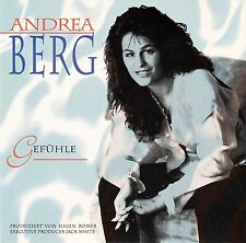 ANDREA BERG : GEFÜHLE / CD (WHITE RECORDS/BMG 74321 28664 2)