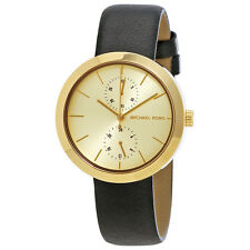 Michael Kors Garner Gold Dial Ladies Watch MK2574