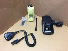 Police Fire Motorola XTS3000 II VHF P25 DIGITAL Narrowband radio W/ Programming