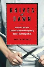 Book Cooking, Knives at Dawn America's Quest for Culinary Glory, Friedman (HC