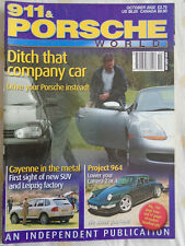 911 & Porsche World Oct 2002 Cayenne, TechArt GT Street S