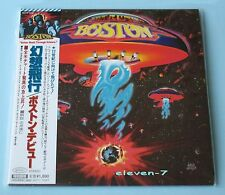 BOSTON Boston JAPAN mini lp cd still sealed & brand new
