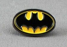 Metal Enamel Pin Badge Brooch Batman Logo Bat Man Super Hero