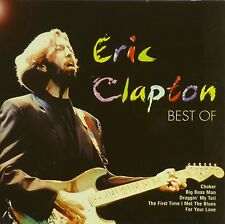 CD - Eric Clapton - The Best Of Eric Clapton - #A3739