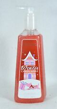 1 Bath Body Works WINTER CANDY APPLE Anti-bac. Deep Cleansing Hand Soap