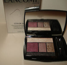 LANCOME Color Design Eye Brightening  5 Shadow & Liner - 301 Mauve Cherie NIB