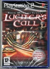 Shin Megami Tensei Lucifers Call  'New & Sealed' *PS2*