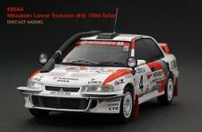 HPI #8544 Mitsubishi Lancer Evo III (#4) 1994 Safari Rally 1/43 model