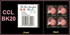 US 4869 Star-Spangled Banner forever header block CCL MNH 2014