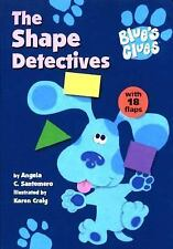 The Shape Detectives (Blue's Clues) Santomero, Angela Board book