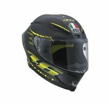 CASCO INTEGRALE AGV PISTA GP PROJECT 46 2.0 CARBON MATT - TAGLIA M/S
