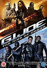 G.I. Joe: The Rise of Cobra [DVD], Good DVD, Sienna Miller, Byung-hun Lee, Karol