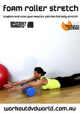 Ballet Barre EXERCISE DVD - Barlates Body Blitz FOAM ROLLER STRETCH!