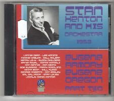 (GL606) Stan Henton & His Orchestra, At The Armory Eugene, Oregon Pt 2 - 2009 CD