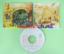 CD RAIN Bigditch 4707 italy RAIN STUDIO R.003 metal (Xs3) no lp mc dvd