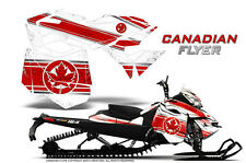 SKI-DOO REV XM SUMMIT SNOWMOBILE SLED GRAPHICS KIT WRAP CREATORX CAN FLYER RW