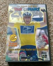 2004 Le Tour de France ~ 4 Hours 2-Disc DVD Set