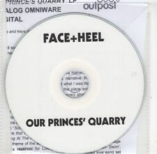 (GX519) Face+Heel, Our Princes' Quarry - 2016 DJ CD