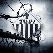 KRIMINAL MINDS Resistance Against… CD 2010