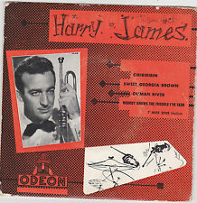 * Harry James *Ciribiribin*Sweet Georgia Brown*Ol'man River* Vinyle EP 4 tracks