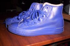 SHOES CONVERSE ALL STAR SIZE 3 HIGH TOP ROYAL BLUE